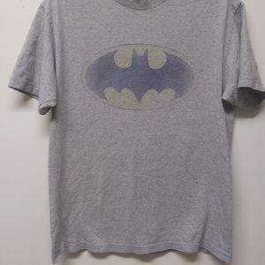 Faded Batman T Shirt